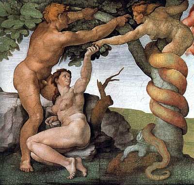 Lilith - Michelangelo
