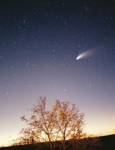 Comet Hale-Bopp 03-29-1997