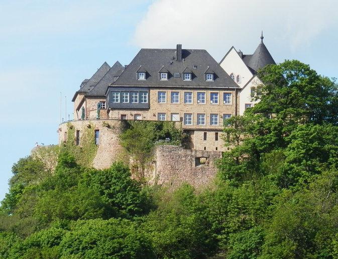 Ebernburg Castle